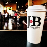 Photo taken at J & B Coffee by Lin H. on 7/16/2012