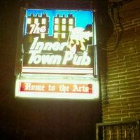 Photo taken at Innertown Pub by Aran T. on 6/13/2012