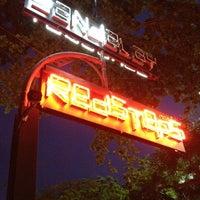 Photo taken at Redsteps Restaurant-Sandalay Resort by Jiradet C. on 6/23/2012