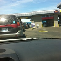 Photo taken at Mister Car Wash & Express Lube by Stacy L. on 6/21/2012