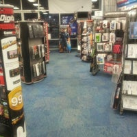 Photo taken at GameStop by Robert M. on 2/8/2012