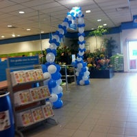 Photo taken at Albert Heijn by MarGil Party Rental on 3/18/2012