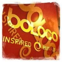 Photo taken at Boloco by Sousou B. on 6/5/2012