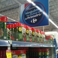 Photo taken at Carrefour by Rosane F. on 8/21/2012