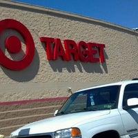 Photo taken at Target by Peter Tsichlis on 4/3/2012