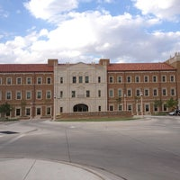 Photo taken at TTU - Rawls College of Business by Dawn W. on 7/16/2012