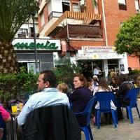Photo taken at Menta by Jose A M. on 4/1/2012