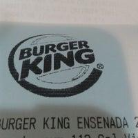 Photo taken at Burger King by Christián B. on 8/24/2012