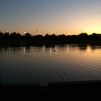 Photo taken at Sunset Park by Bianca A. on 5/10/2012