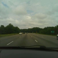 Photo taken at I-295 Exit 28/I-64 by Rob T. on 8/20/2012