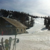 Photo taken at Chiesa In Valmalenco by Cecilia A. on 3/12/2012