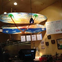 Photo taken at La Playa Taqueria by Brian T. on 5/9/2012