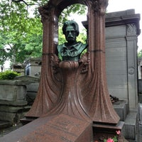 Photo taken at Montmartre Cemetery by Daniele G. on 7/12/2012