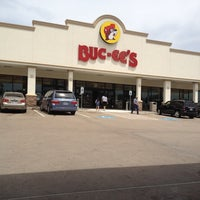 Photo taken at Buc-ee's by Brandy M. on 8/18/2012