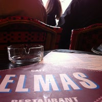 Photo taken at Café Delmas by Francisco Diego D. on 4/20/2012