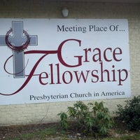 Photo taken at Grace Fellowship Church by Tim B. on 3/7/2012