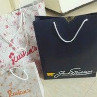Photo taken at Rustan's by Ma Bettina B. on 3/23/2012