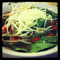 Photo taken at Pho 75 by Chris T. on 3/18/2012