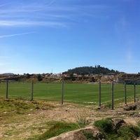 Photo taken at Campos De Futbol Las Minas by oscar m. on 4/23/2012