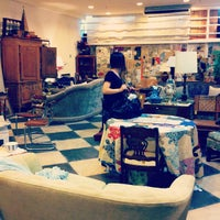 Photo taken at Cure Thrift Shop by Cindy T. on 5/25/2012