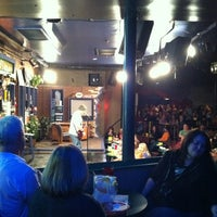Photo taken at Snickerz comedy club by Krystal S. on 2/24/2012