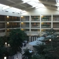 Photo taken at Embassy Suites by Hilton Colorado Springs by Syd B. on 5/26/2012