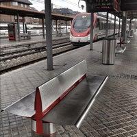 Photo taken at Estación de Cercanías de Villalba by Hello I'm Shinoda  on 4/21/2012