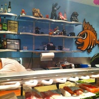 Photo taken at Monster Sushi by Lu .. on 9/9/2012