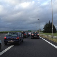 Photo taken at A1 - Caserta Sud by Gianni V. on 4/22/2012
