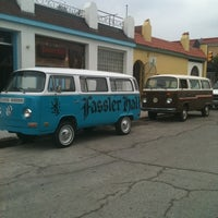 Photo taken at Fassler Hall by Kyle C. on 4/29/2012
