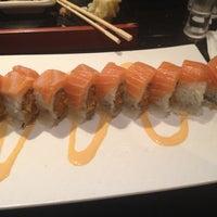 Photo taken at Midori Sushi by Nicole L. on 8/11/2012