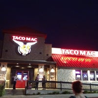 Photo taken at Taco Mac by Steven S. on 5/13/2012