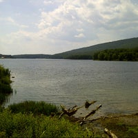 Photo taken at Rocky Gap State Park by Marcy H. on 8/16/2012