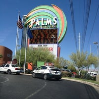 Photo taken at Palms Casino Resort by Rachel on 6/10/2012
