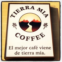 Photo taken at Tierra Mia Coffee by Remil M. on 5/4/2012