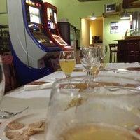 Photo taken at Bar Baena by jorgedihe on 2/23/2012