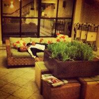 Photo taken at Hotel Gandini by Renato on 8/25/2012