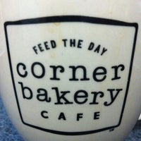 Photo taken at Corner Bakery Cafe by Bob M. on 4/22/2012