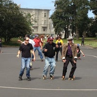 Photo taken at Golden Gate Park Skate and Bike by Jeff W. on 4/15/2012