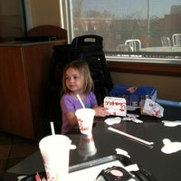 Photo taken at Chick-fil-A Knightdale by John D. on 3/6/2012