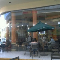 Photo taken at Starbucks by Cyntia F. on 5/2/2012