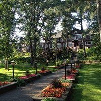 Photo taken at Grand View Lodge Golf Resort & Spa by Jillynn L. on 6/28/2012