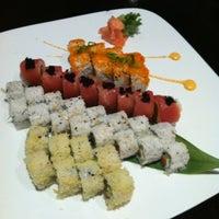 Photo taken at Ari Sushi by Michael D. on 5/5/2012