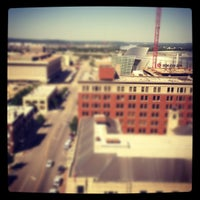 Photo taken at Williams Tower 2 by Volt T. on 5/9/2012