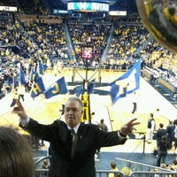 Photo taken at Crisler Center by Tom H. on 2/25/2012