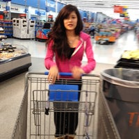 Photo taken at Walmart Supercenter by Bi N. on 5/10/2012