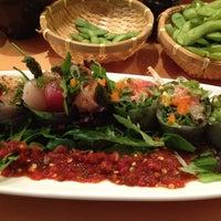 Photo taken at Jizake Sushi by Kevin S. on 4/1/2012