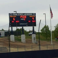 Photo taken at Jeffrey Field by Hannah B. on 4/28/2012