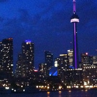 Photo taken at Billy Bishop Toronto City Airport Ferry by Zeeshan H. on 6/19/2012