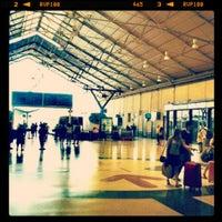 Photo taken at Estació d'Alacant Terminal by Julio L. on 8/3/2012